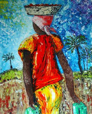 La cosmovisión africana de nombrar