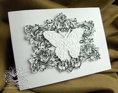 Black  Ivory Wedding Invitations on Court Wedding Black And White Card And Invitation  Nunta La Palat