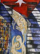 Mural 49 Aniversario del Hotel Habana Libre