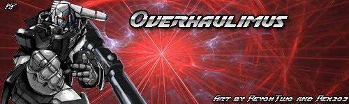 Overhaulimus' Ramblings