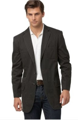 Jeans And Sport Coat