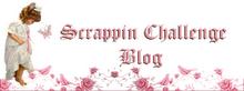 Scrappin Challenge blog van Elly en Ilonka