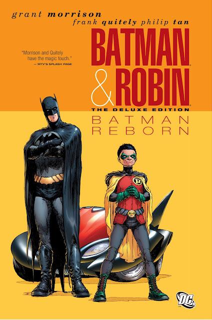 Batman & Robin renacen en edicion de lujo 01