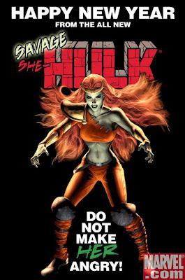 La nueva She-Hulk Shehulk