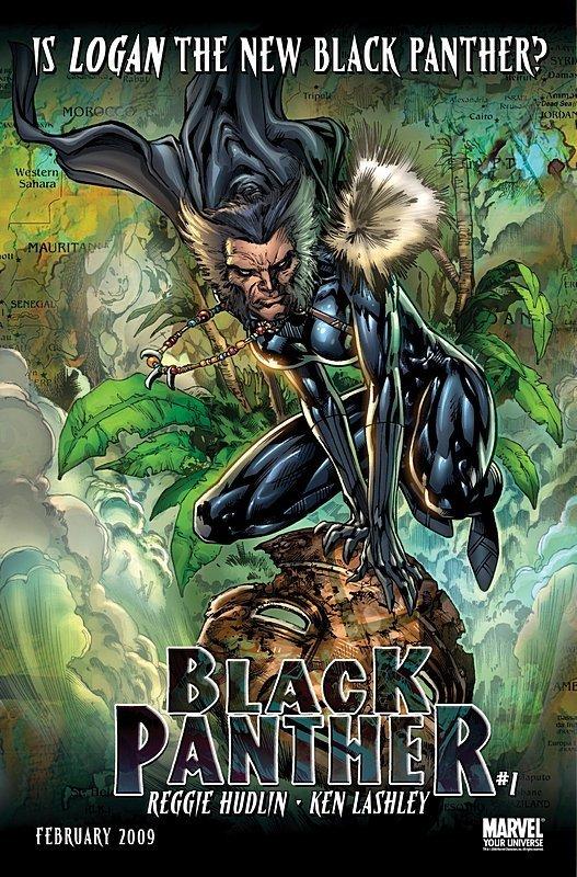 Logan the new Black Panther?