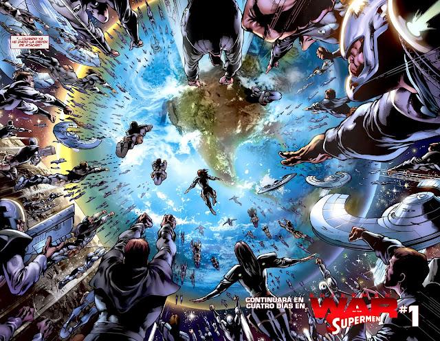WAR OF THE SUPERMEN #0 Wos_00_0016-17