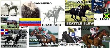 Los 12 Triple coronados INVICTOS del mundo...