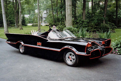 Hip Suburban White Guy The Batmobile