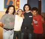 Walter Gomez////Hugo Hoyos////Gordi////Gabi Kien Mas???