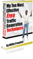 10 Most Effective Free Traffic Generation Techniques