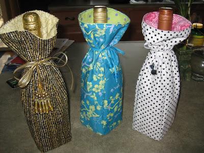FREE WINE BAG PATTERNS Lena Patterns