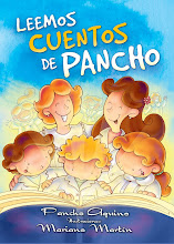 """Arte de tapa para """"Leemos cuentos de Pancho"""" de Pancho Aquino"""