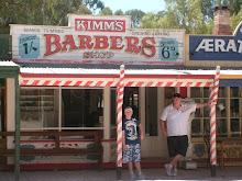 ye olde barber's shoppe