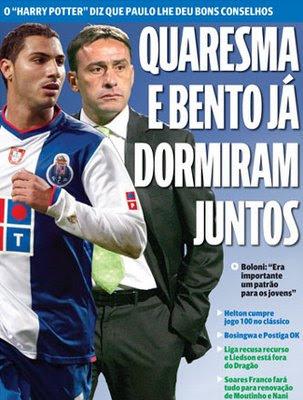 Jornal O Jogo de 14 de Março de 2007