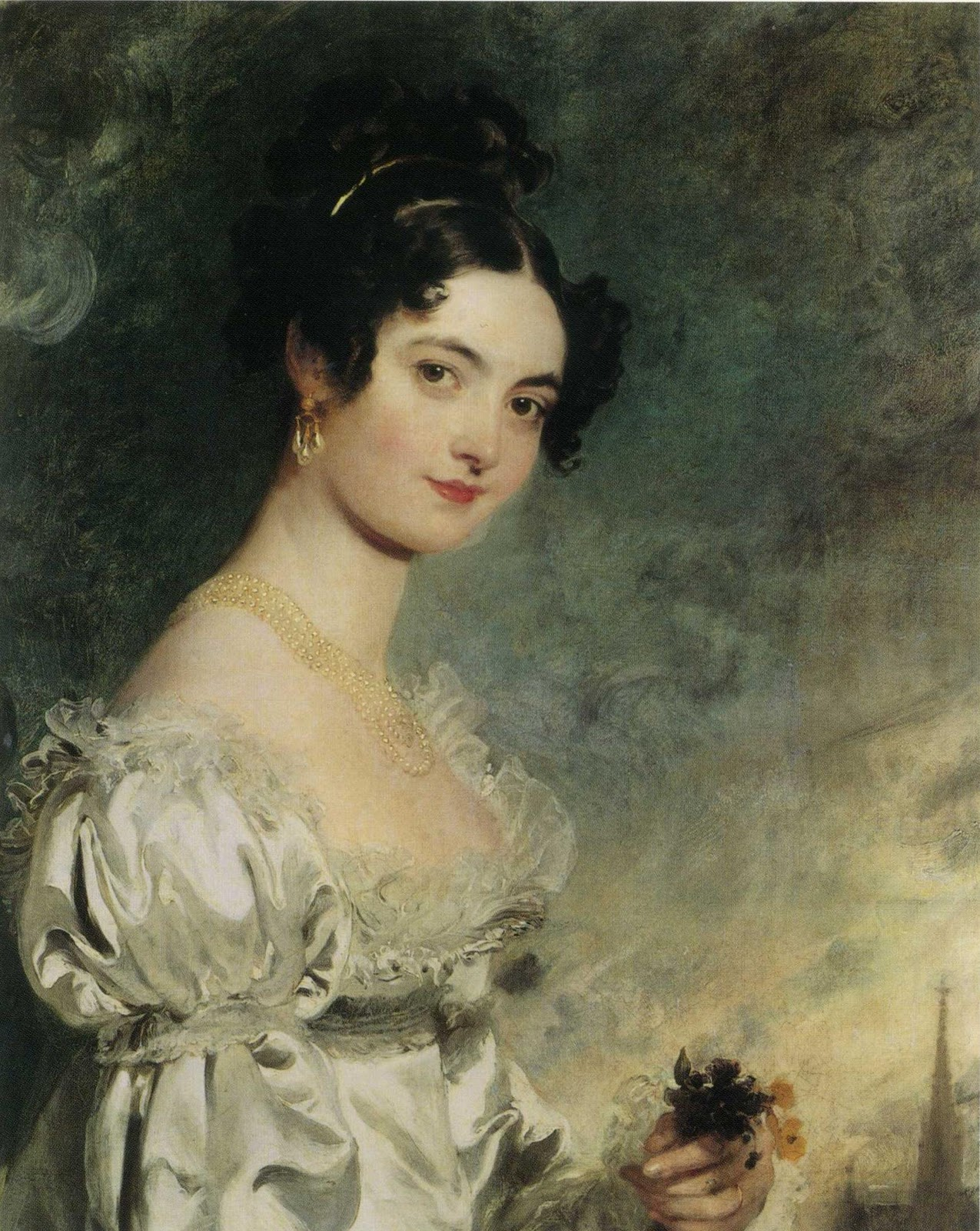 Thomas lawrence regency power and brilliance view from - Donne francesi importanti ...