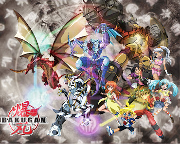 #5 Bakugan Wallpaper