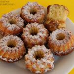 Ciambelline Banana e Cacao