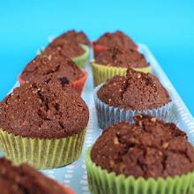 Noccio-Muffins