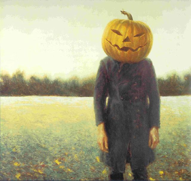 pumpkinhead jamie wyeth
