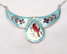 New Selection of Zuni jewelry by Nancy & Sanford Edaakie