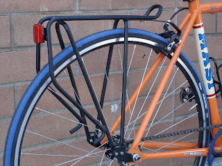 Fitting A Rear Rack On Frame Without Eyelets Bikeradar