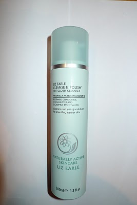 Liz Earle Cleanse and Polish Hot Cloth Cleanser