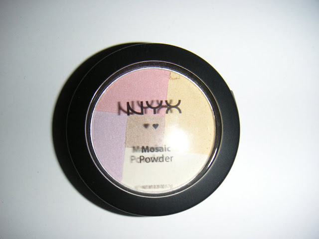 NYX Mosaic Powder in Highlighter