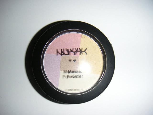 NYX Mosaic Powder in Highlighter