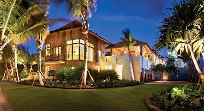 Desain Kebun Rumah on Desain Rumah Mewah Ramah Lingkungan Dengan Gaya Aquatic Karya Frank