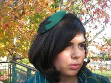 Kelly Green Cocktail Hat