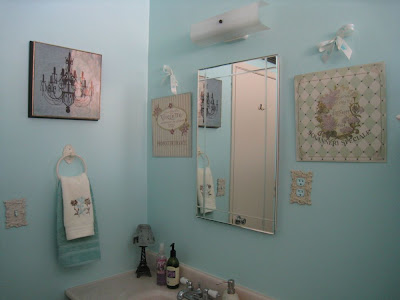 Apartment Decorating Bathroom