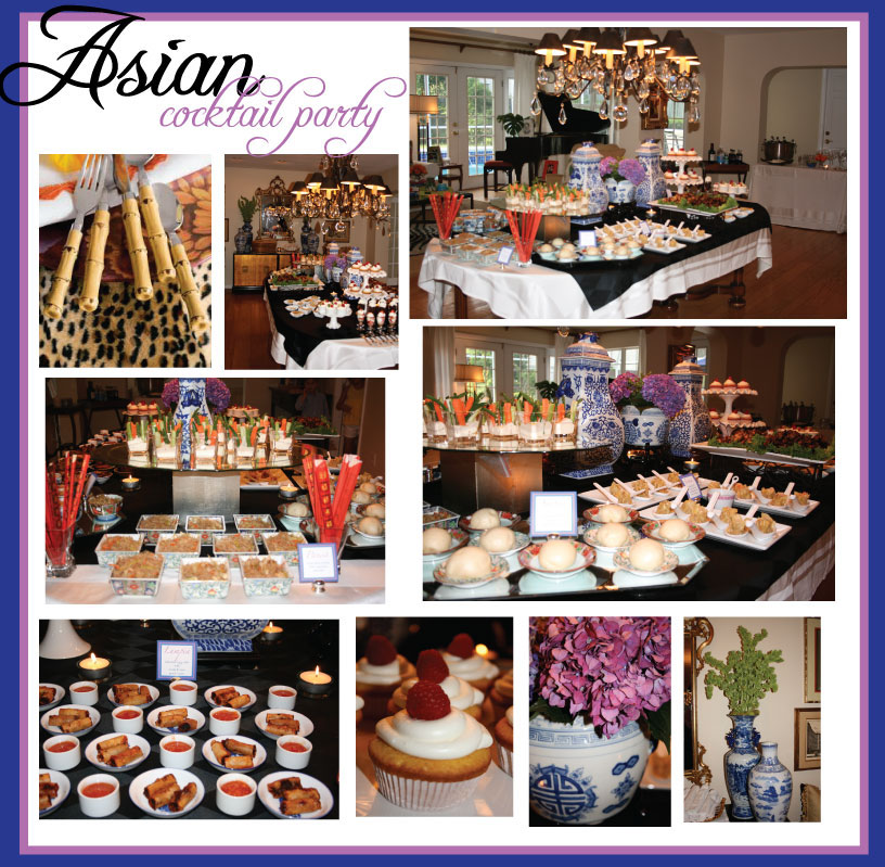 asian cocktail party