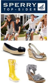 Sperry Shoes 2011