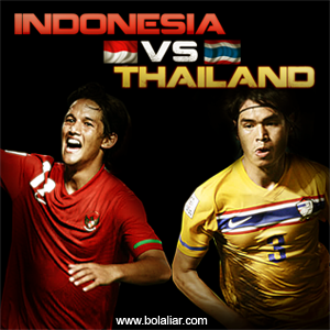 Indonesia Vs Thailand, Piala AFF 2010