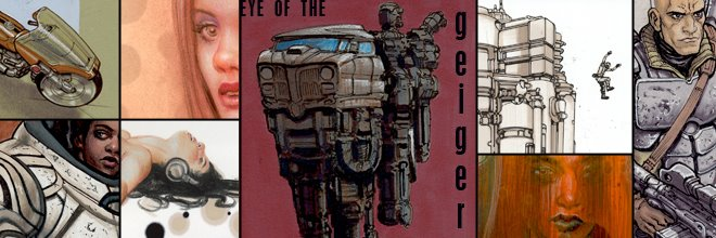 Eye Of The Geiger