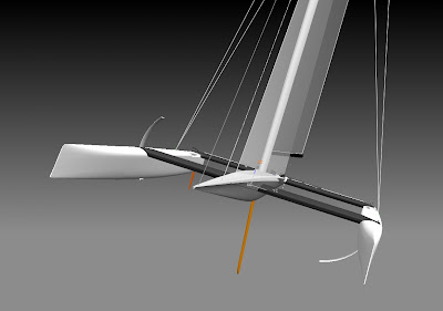 World Sailing League 70ft Catamarans