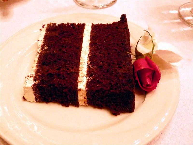 ButterYum Deep Chocolate Passion Wedding Cake