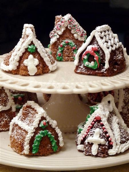 Butteryum A Tiny Twist On Gingerbread Houses Gingerbread