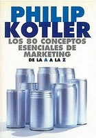 Los 80 conceptos esenciales del Marketing   Philip Kotler