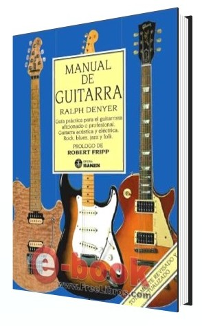 Manual de Guitarra   Ralph Denyer