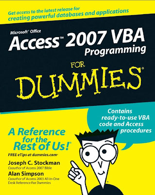 Access+2007+VBA+Programming+For+DummieS Access 2007 VBA Programming For DummieS