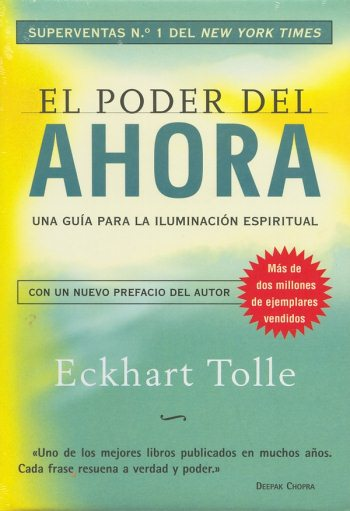El Poder Del Ahora por Eckhart Tolle