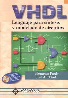 VHDL   Lenguaje para sintesis y modelado de circuitos   Fernando Pardo