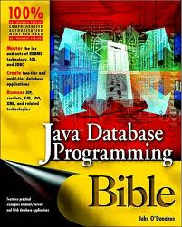 Java+Database+Programming+Bible Java Database Programming Bible
