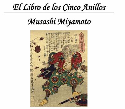 libro de los cinco anillos miyamoto musashi: