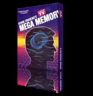 Memoria Mega   Kevin Trudeau [AudioLibro + Libro]