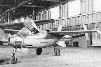 Jatos da Segunda Guerra Heinkel