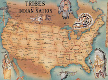 AMERICAN INDIAN MAP