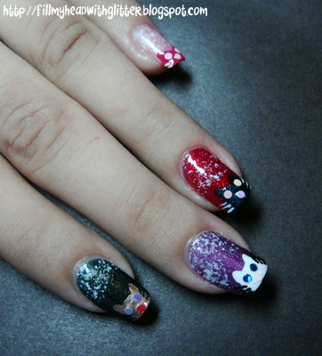 Christmas Nail Art Pictures - 20