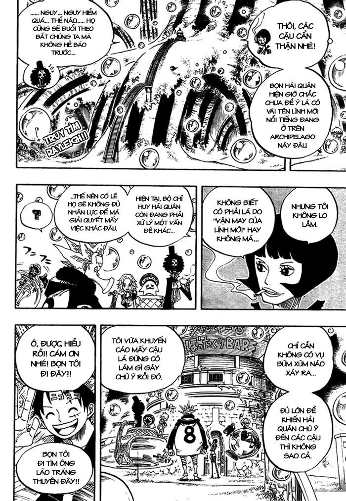 One Piece - Đảo Hải Tặc trang 4